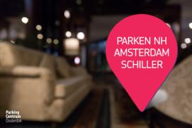 Parken NH Amsterdam Schiller