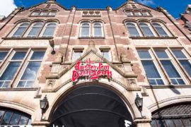 gruseln im Amsterdam Dungeon